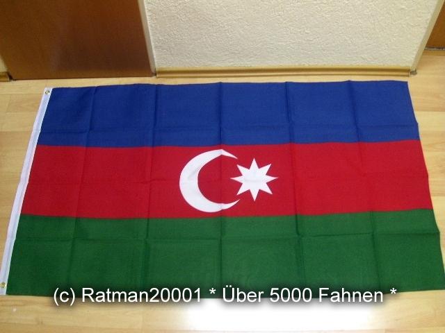 Aserbaidschan - 90 x 150 cm