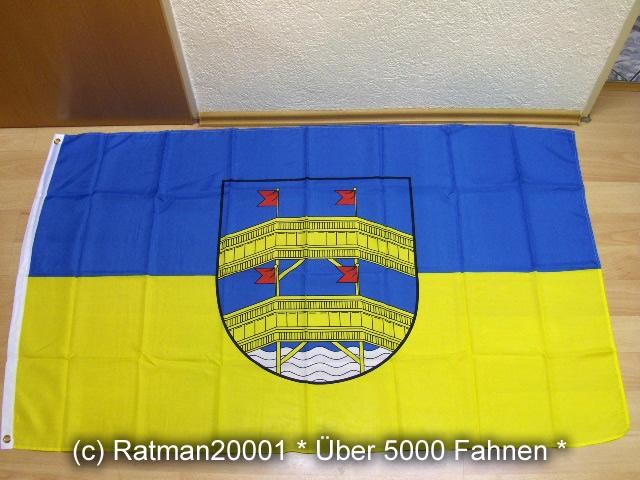 Aue Sachsen - 90 x 150 cm