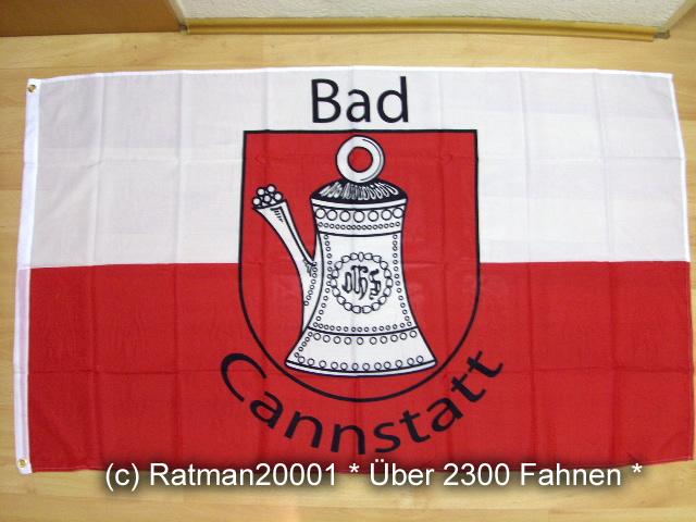 Bad Cannstatt Stuttgart - 90 x 150 cm