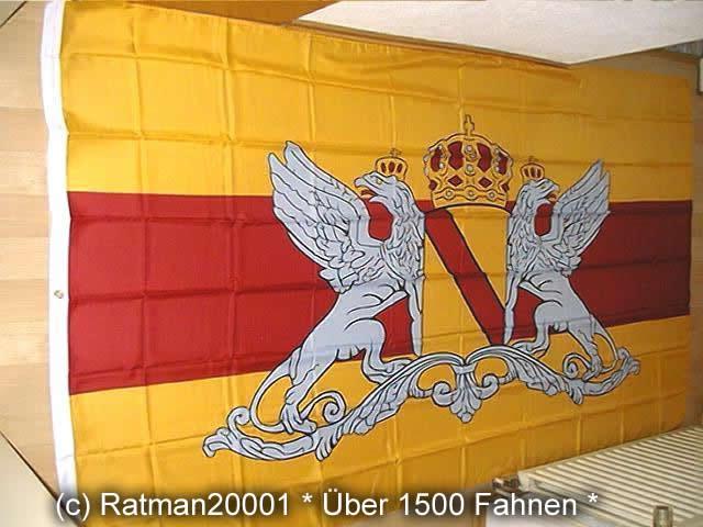 Baden Großherzogtum - 1 - 150 x 250 cm