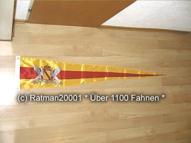Baden Großherzogtum Wimpel - 30 x 150 cm