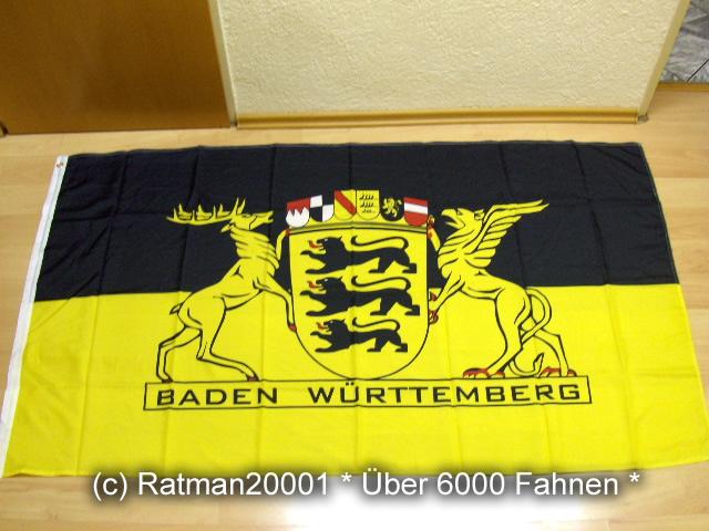 Baden Württemberg Siegel - 90 x 150 cm