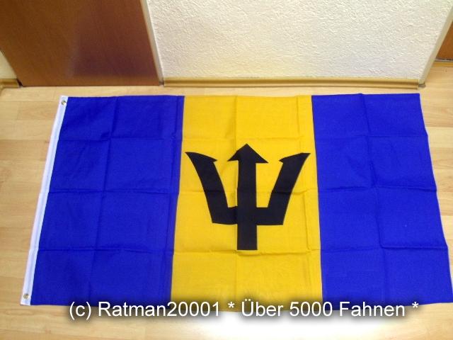 Barbados - 90 x 150 cm