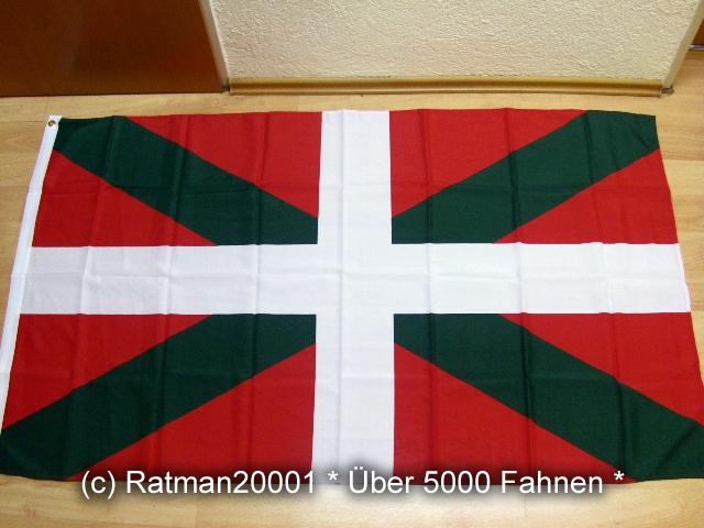 Spanien Baskenland - 90 x 150 cm