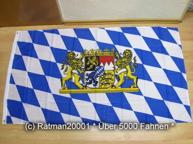 Bayern Bavaria Lion 90 x 150 cm