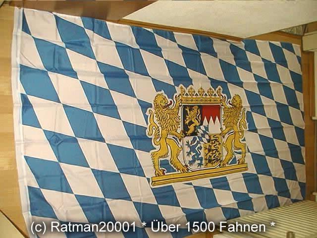 Bayern Bavaria Lion - 1 - 150 x 250 cm