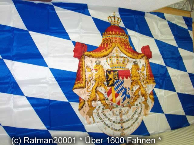 Bayern Königreich - 1 - 150 x 250 cm