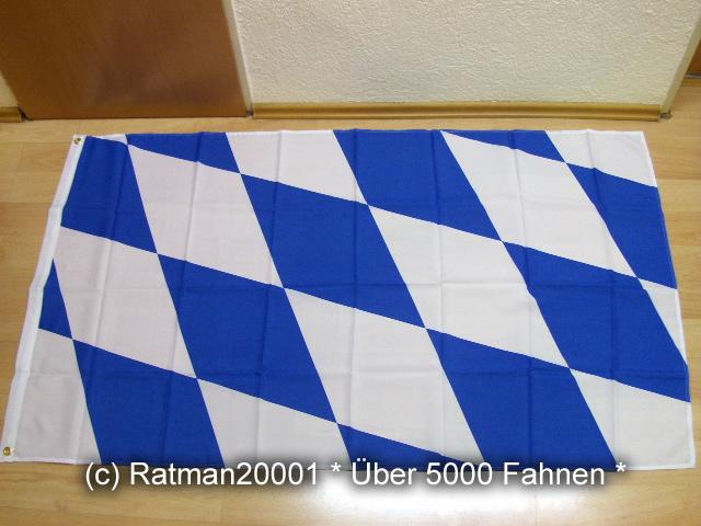 Bayern Raute Sonderposten - 90 x 150 cm