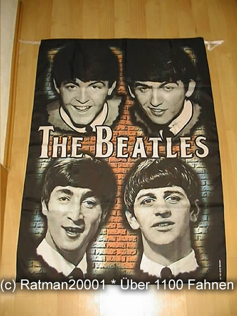 Beatles VD 87 - 95 x 130 cm