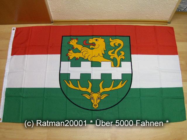 Bergisch Gladbach - 90 x 150 cm