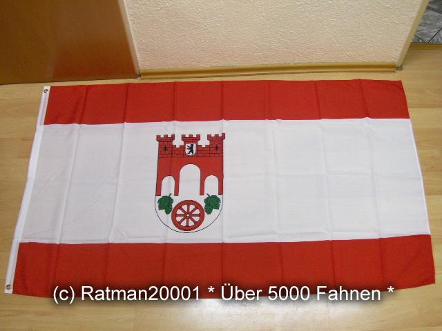 90 x 150 cm Fahnen Flagge Berlin Pankow
