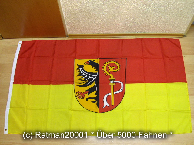 Landkreis Biberach - 90 x 150 cm