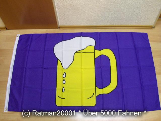 Bier - 90 x 150 cm