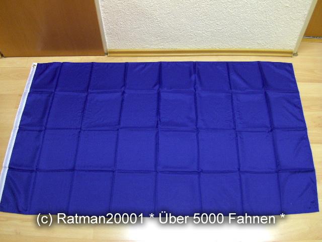 Blaue - 90 x 150  cm