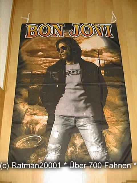 Bon Jovi 350  98 x 136 cm