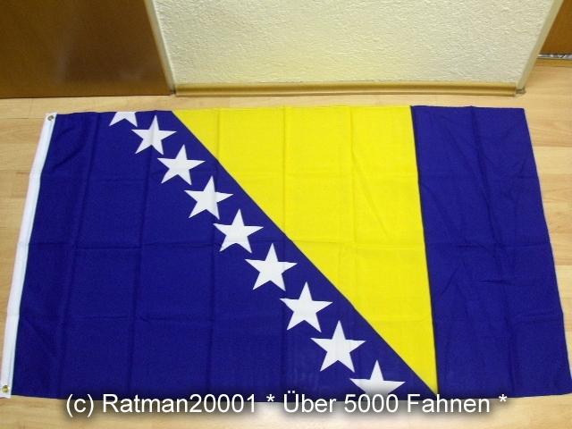 Bosnien Herzegovina- 90 x 150 cm
