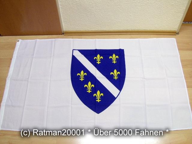 Bosnien Herzegovina - 90 x 150 cm