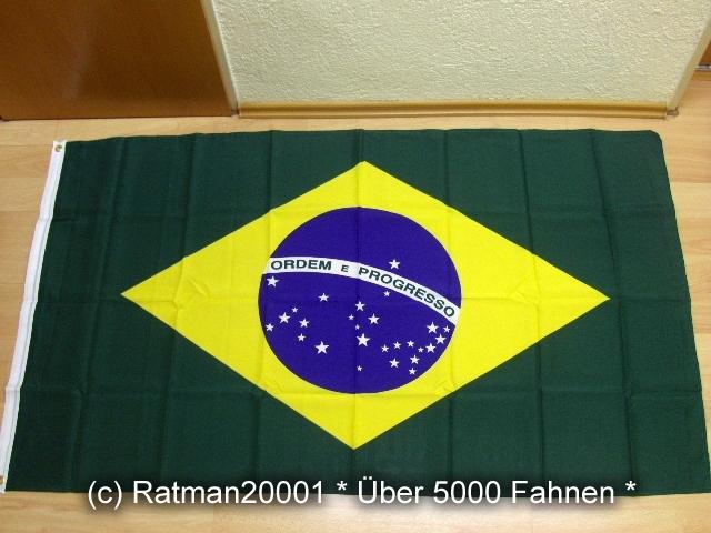Brasilien - 90 x 150 cm