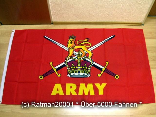 Britisch Army - 90 x 150 cm
