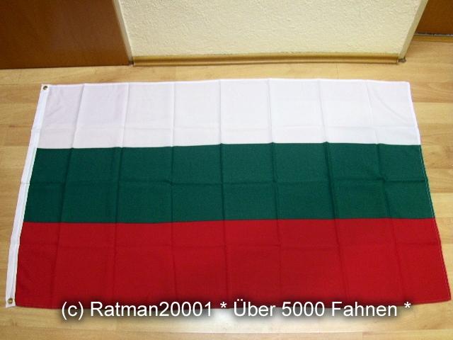 Bulgarien - 90 x 150 cm