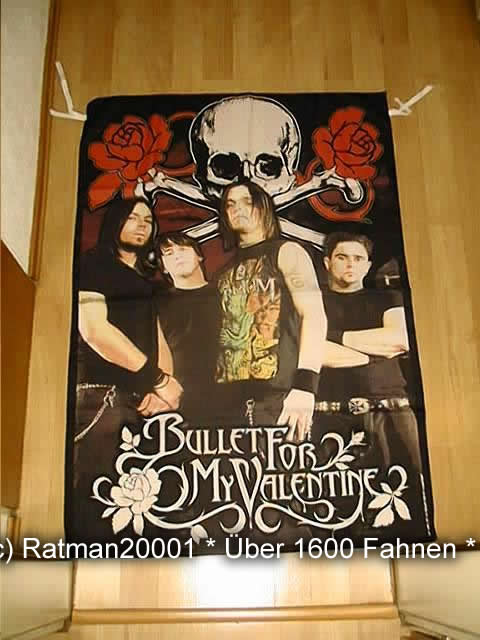 Bullet for My Valentine VD119 - 95 x135m