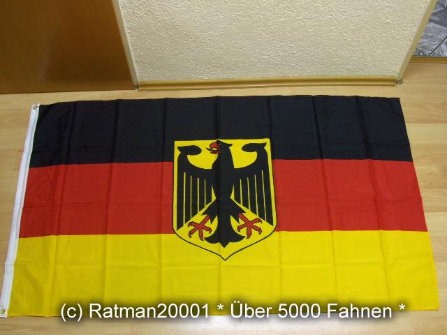 Deutschland Adler - 90 x 150 cm