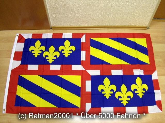 Burgund - 90 x 150 cm