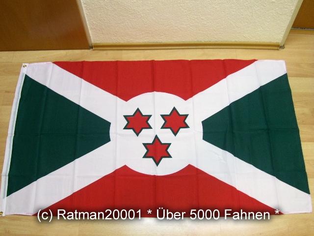 Burundi 90 x 150 cm