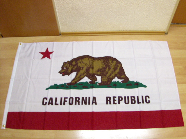 California Kalifornien - 90 x 150 cm