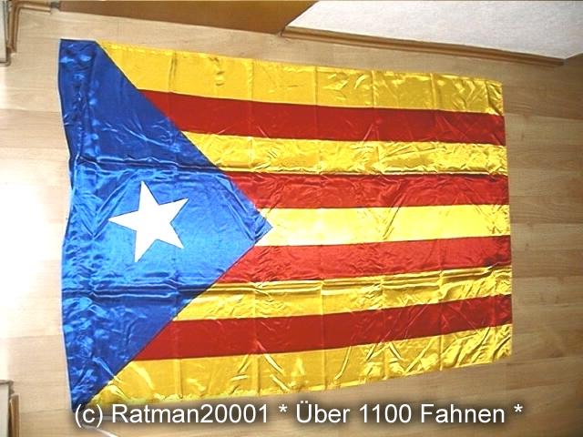 Spanien Catalan - 98 x 146 cm