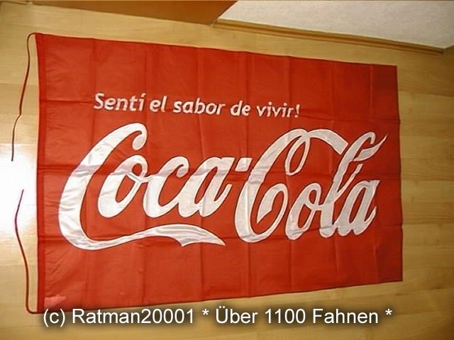 Coca Cola - 75 x 145 cm