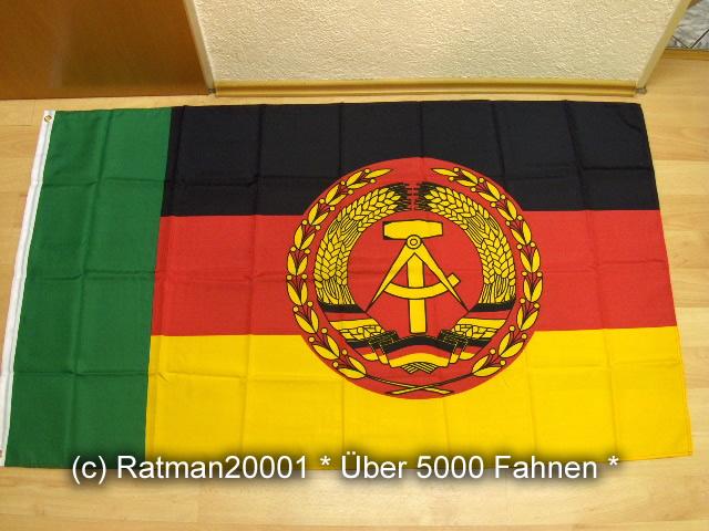 DDR Grenztruppen - 90 x 150 cm