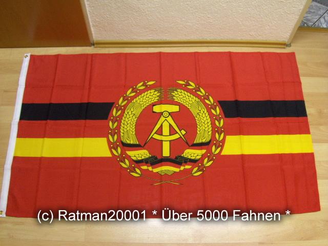 DDR Volksmarine - 90 x 150 cm