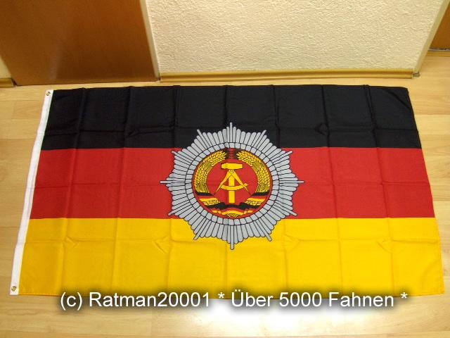 DDR Volkspolizei - 90 x 150 cm