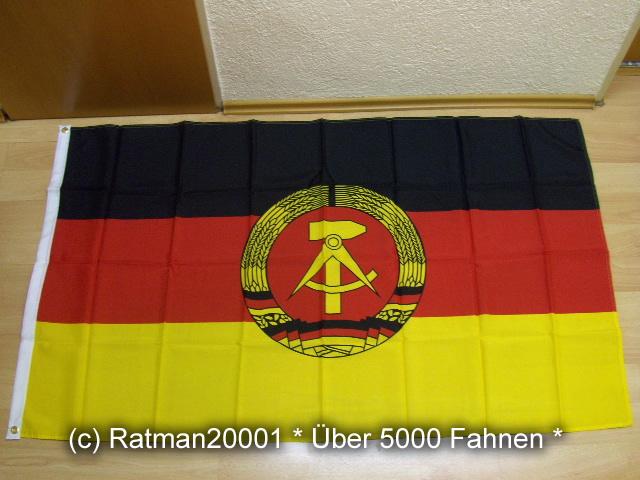 DDR - 90 x 150 cm