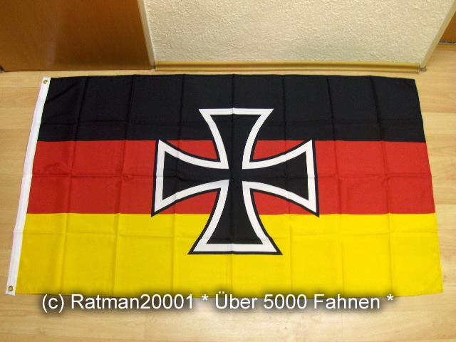 Deutsches Reich Reichswehr Minister 312 - 90 x 150 cm