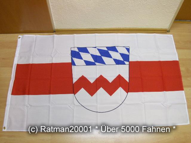 Dachau Landkreis - 90 x 150 cm