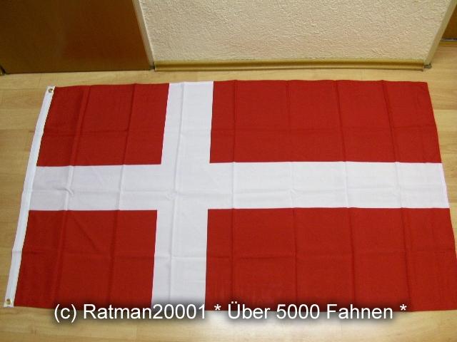 Dänemark - 90 x 150 cm