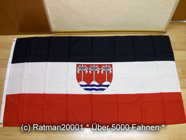 Deutsch Samoa - 90 x 150 cm