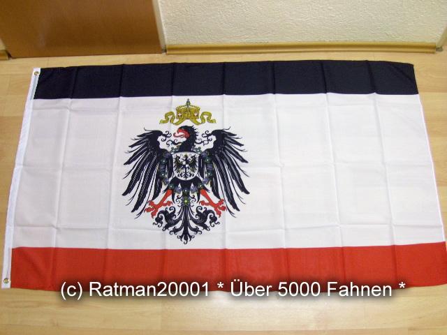 Deutsches Kaiserreich 1871 - 90 x 150 cm