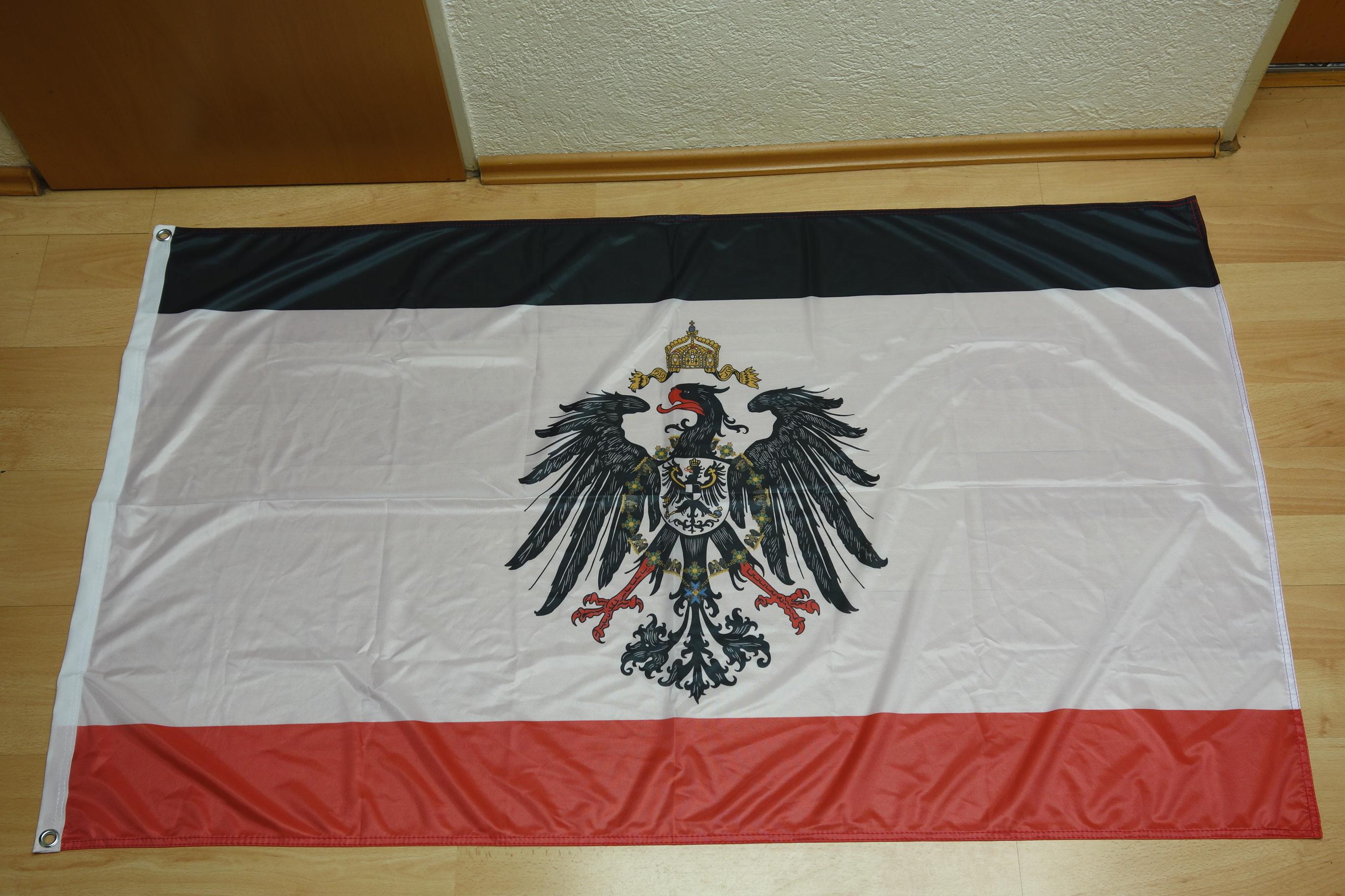 Deutsches Kaiserreich 1871-1918 Premium - 90 x 150 cm