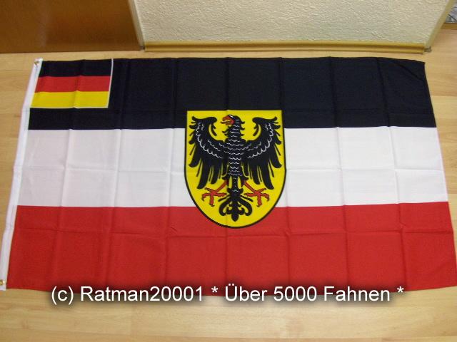 Deutsches Reich Reichsbehörde zur See 402 - 90 x 150 cm