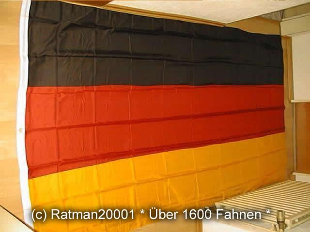 Deutschland - 1 - 150 x 250 cm
