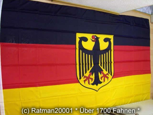 Deutschland Adler - 2 - 150 x 250 cm