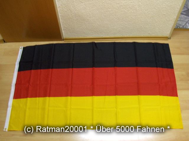 Deutschland BRD - 90 x 150 cm