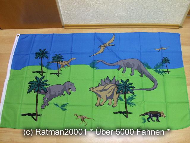 Dinosaurier - 90 x 150  cm