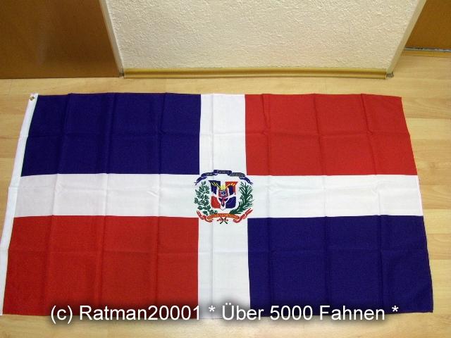 Dominikanische Republ - 90 x 150 cm