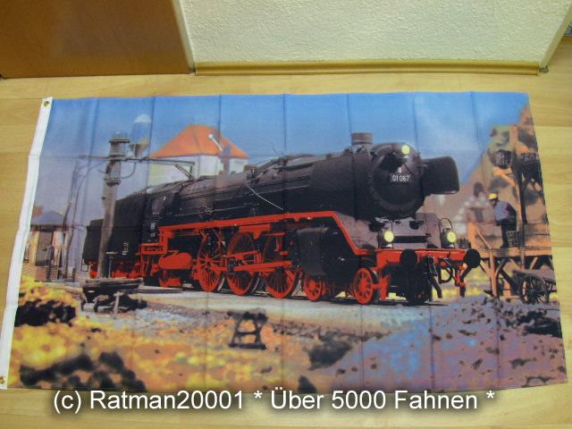 Eisenbahn Bund - 1 - 90 x 150 cm