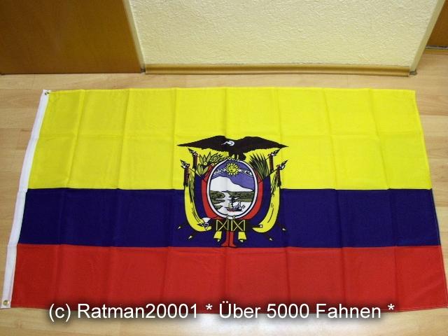Ecuador - 90 x 150 cm