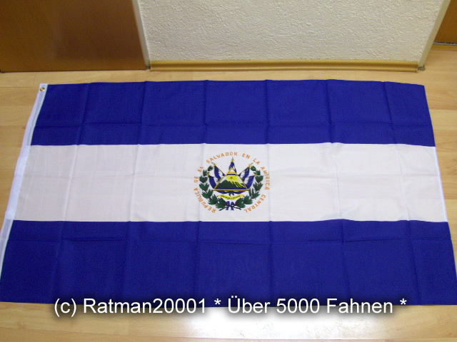 El Salvador - 90 x 150 cm